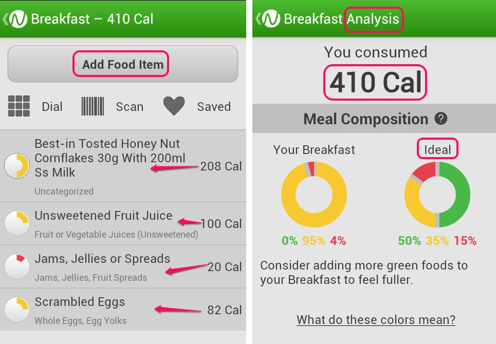The Best Weight Loss App on Android with Pedometer ...