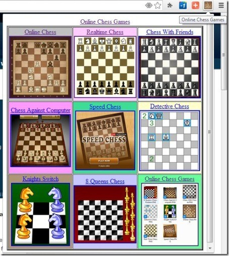 Online Chess Games