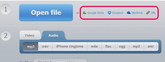 Online Video Converter- upload video file to convert.jpg