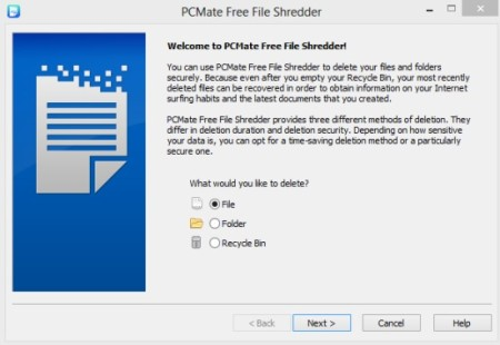 PCMate Free System Care- Shredder