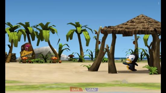 Pengu Hurdles- Game (1)