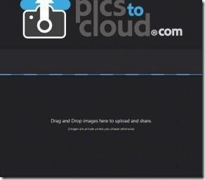 PicsToCloud