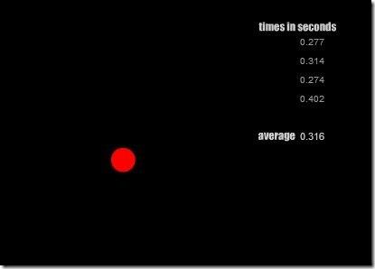 5 Free online reflex games to test your reflexes-reflex games-Reaction Test