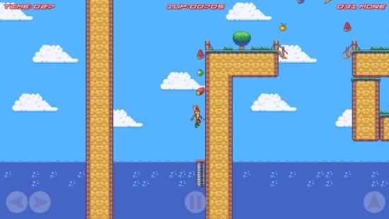 Rubba Rabbit-  Game play