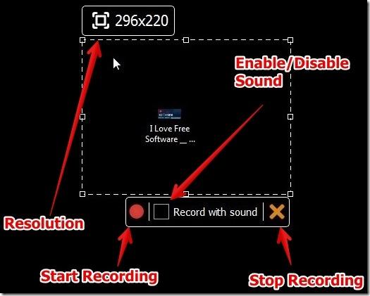 Srecorder - Screen Recording
