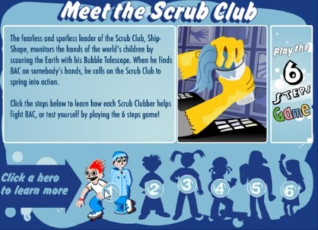 Scrub Club-Scrub club-club heroes