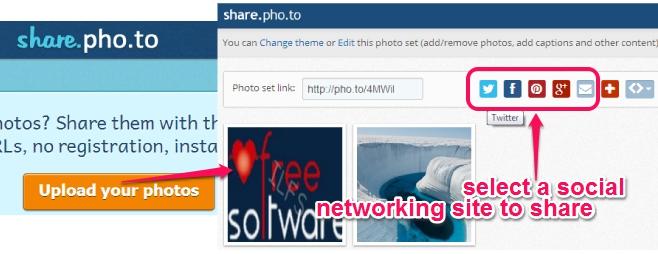Share.Pho.to- upload photos