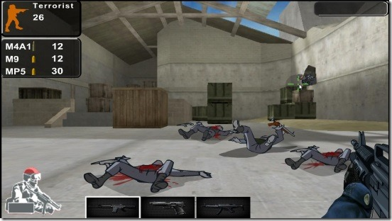 Special Force Anti-terrorism - gameplay