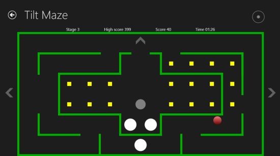 Tilt Maze- Game
