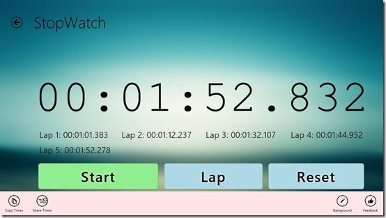 Timer & Stopwatch Ultimate- Stopwatch