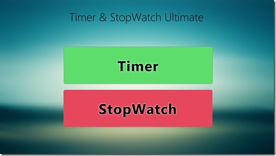 Timer & Stopwatch Ultimate