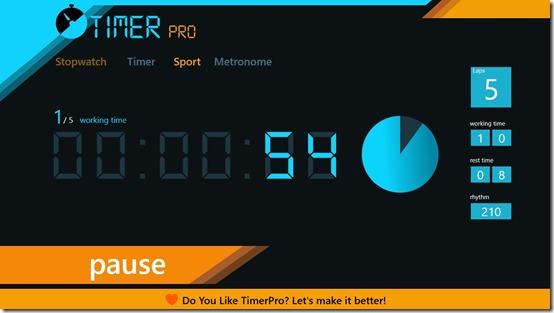 TimerPro- Sports
