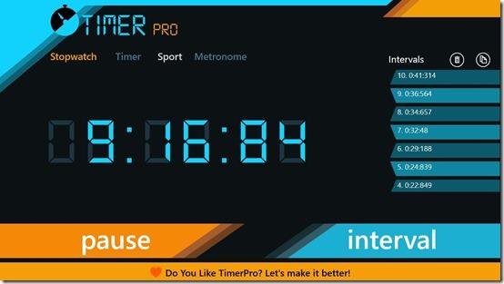 TimerPro- Stopwatch