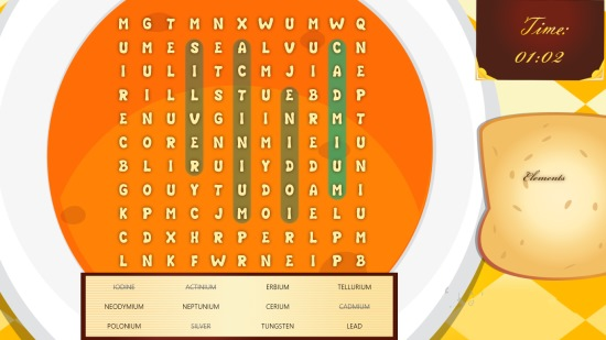 Ultimate Word Search Free- Category