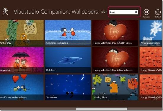 Valdstudio Companion - filter