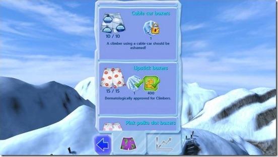 Yeti On Furry - achievements and lost underwear
