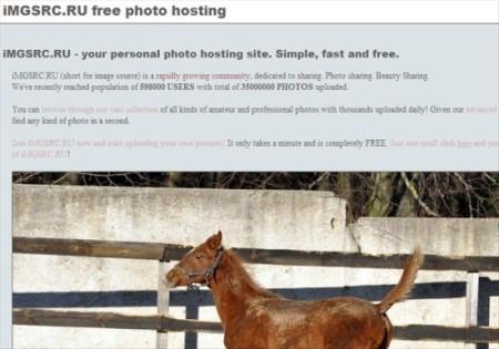 iMGSRC.RU-free image hosting website-home page