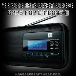 5 Free Internet Radio Apps for Windows 8