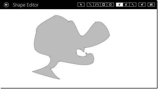 Art Text Lite - creating custom shape