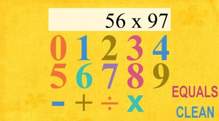 Calculator 4 Kids-kids calculator-interface