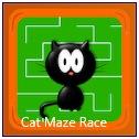 Cat Maze Race- Featured