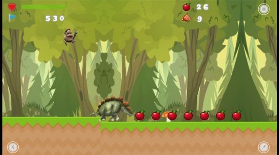Caveman Adventure- Game