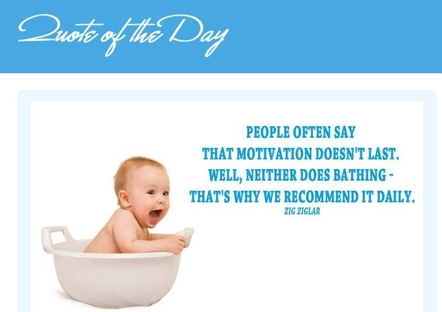 5 Free Websites To Get Daily Motivational Quotes In Email