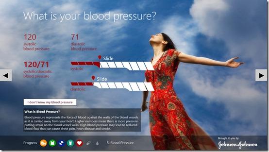 Digital Health Scorecard- Blood Pressure