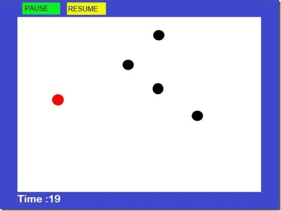 Doodle Ball - gameplay