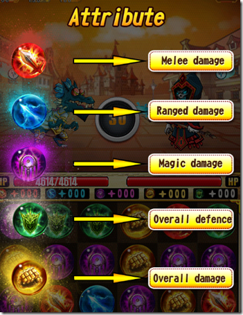 Dragon Guild Battle Combat