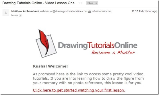 Drawing Tutorials Online-drawing lessons-video tutorial