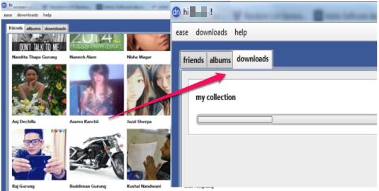 Facebook Albums Downloader- download Facebook photos
