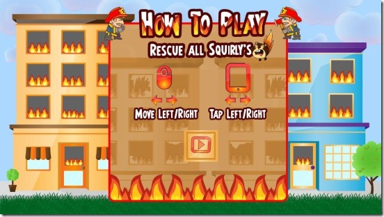 Fire Drill Rescue - how to play