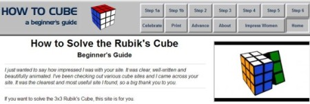 How To Cube