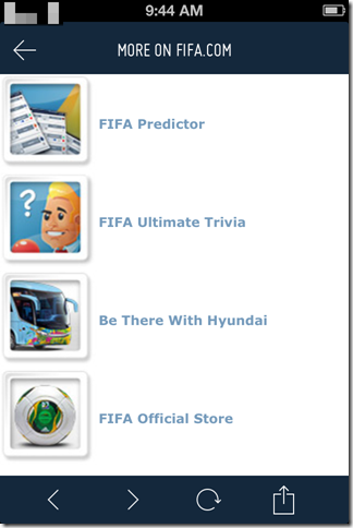 FIFA Services