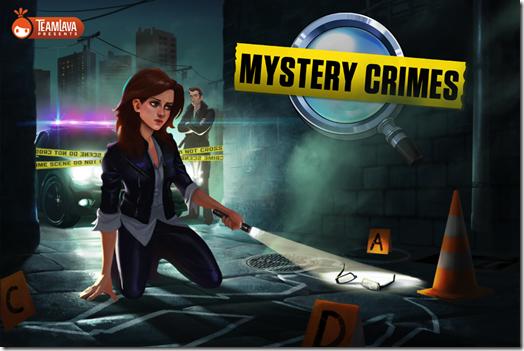 Mystery Crimes