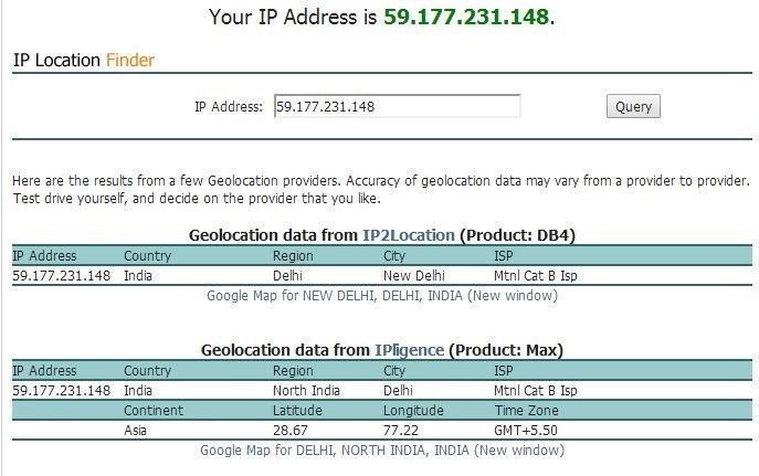 5 Free Websites To Find IP Address Online