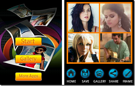 Insta Collage Maker App for Android