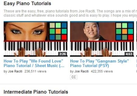 Joe Raciti-learn to play piano-home page