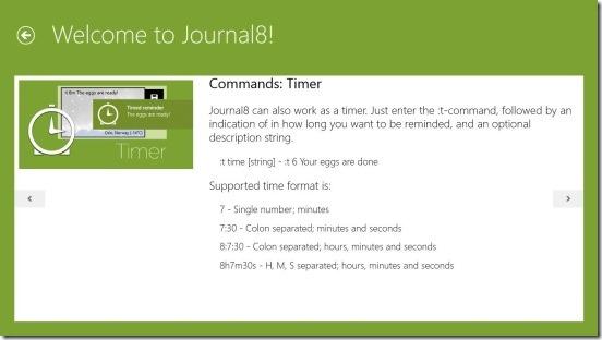 Journal8 - tutorial