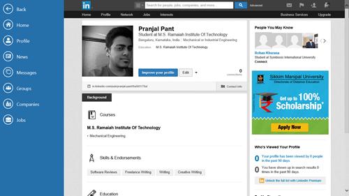 LinkedIn HD