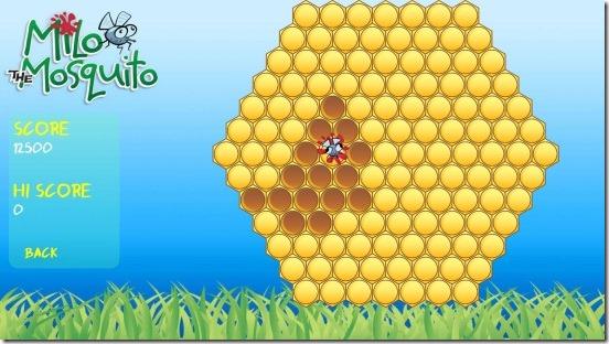Milo the Mosquito - gameplay