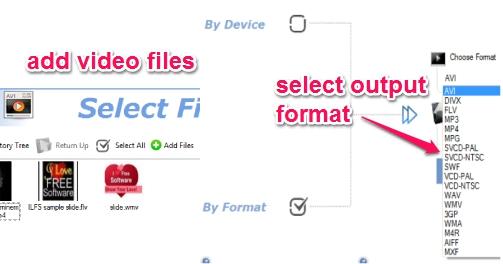 Mizo- batch convert videos