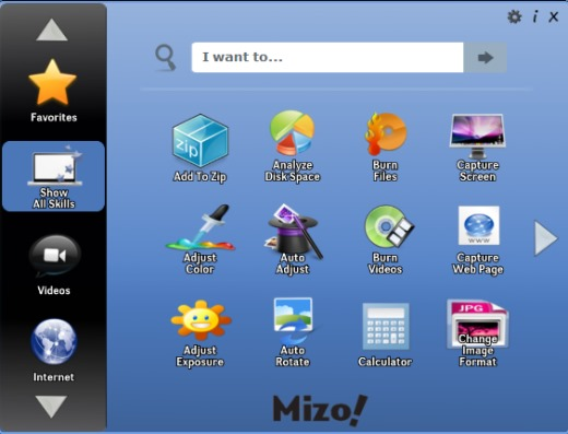 Mizo- complete media suite