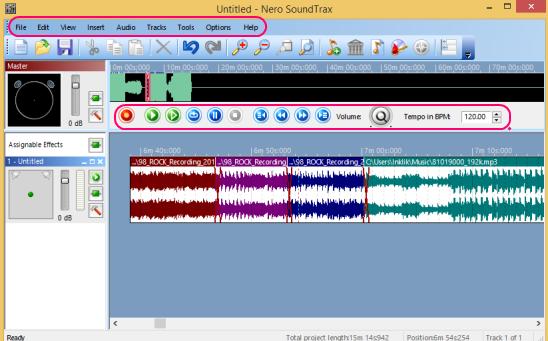 Nero SoundTrax - icon
