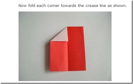 Origami-Instructions