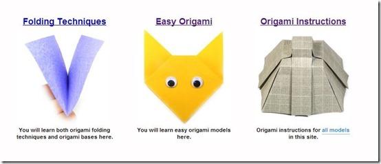 Origami-make