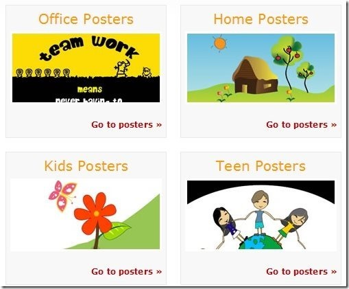 Poster-Street Posters