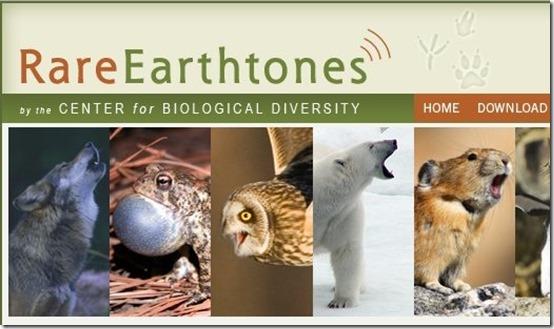 Rare Earthtones