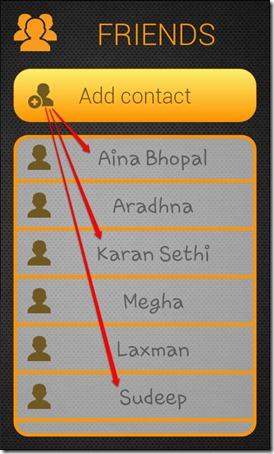 SafeSpot contacts